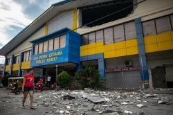 Korban Tewas Akibat Gempa di Filipina Terus Bertambah