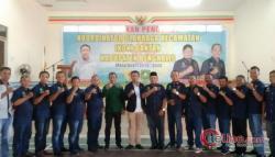 Pengurus KOK Kecamatan Bantan Dilantik, Darma:  Mari Bersinergi Bina Atlet