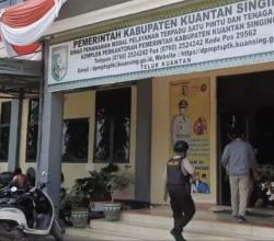 KPK Geledah Kantor dan Rumah Pribadi Bupati Kuansing