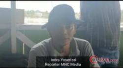 Dianiaya, Wartawan MNC Media Laporkan Security PT.NWR ke-Polda Riau