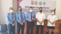 Dit Intelkam Polda Riau Terima Penghargaan Kemenkes