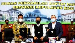 Perda APBD perubahan Kepri disyahkan, Bahtiar Baharuddin: Apresiasi DPDR