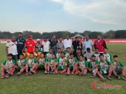 SSB Sei Kepayang Raya Asahan Juara Piala Soeratin U-15