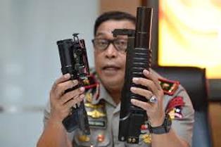 Milik TNI Ketinggalan Jauh Dibandingkan Senjata Inpor Polri