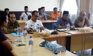 Laporan Amburadul, Komisi I Kembalikan Laporan Kominfops