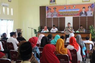 Polda Riau Adakan Forum Diskusi Bersama