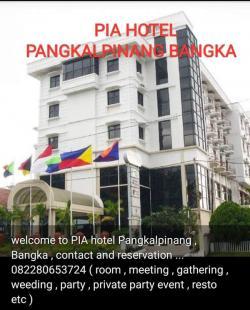 Hotel PIA Pangkal Pinang, Hotel Terbaik Di Pangkal Pinang
