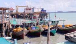DPRD Babel Terima Belasan Nelayan Asal Bangka Selatan