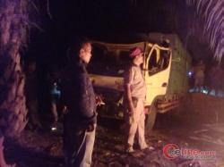 Amangoi, Gagal Mencuri Lembu Mobil Truck Dibakar Warga