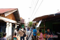 Warga Pekanbaru Serbu Pilot Drone Polda Riau Minta Diseptorkan Disinfektan