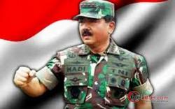 Ini Nama 16 Perwira Tinggi TNI yang Mutasi Jabatan Hari Ini