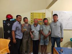 Pemilik Warung dan Penguna Shabu Ditangkap Polsek Kota Kisaran