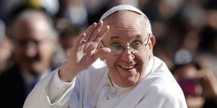 Ini Pesan Paus Fransiskus Buat Umatnya