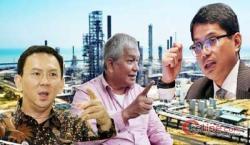 """Oknum Petinggi BUMN Pacu Cepat """"Panjat"""" Tender Kilang Olefin TPPI, CERI; Wamen Diklarifikasi Bungkam"""