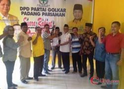 Pilkada Serentak, Kadis PUPR Mentawai Siap Majukan Padang Pariaman