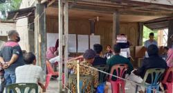 Hitungan Semantara Paslon Sudin Unggul di Kasang Bangsawan Induk