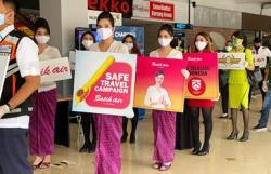 """Lion Air Grup Aktif Kampanyekan Traveling Nyaman Terbang """"Safe Travel Campaign"""""""