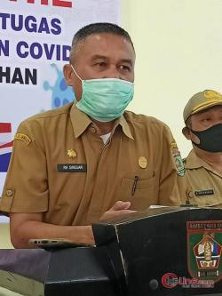 Amangoi ! Anak Jalan Wahidin Kisaran Terinfeksi Covid 19