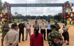 Cegah Virus Corona Masuk, Perbatasan RI-PNG Distrik Sota Diperketat