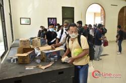 115 TKA Warga Kabupaten Bengkalis Dikarantina