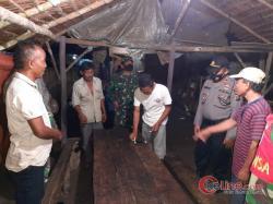 3 PILAR Plus Polsek Bandar Pulau Gelar Patroli Pencegahan Penularan Covid-19