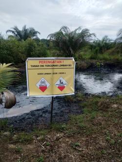 ARIMBI Minta Polri Tuntaskan Pidana Limbah PT CPI di Riau