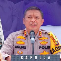Kapolda Riau: Larangan Mudik Lebaran ,Keselamatan Rakyat Hukum Tertinggi