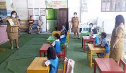 Terpantau Semangat TK Gmim Zaitun Belajar Ikuti Prokes, Junitje Gagola: Kita Coba Tatap Muka