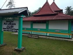 Selain Masjid Jami di Desa Pulau Terap Kampar Riau Juga Ada Masjid Tertua