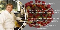 """Riset Dr. Steven Quay, """"Asal Mula Pandemi Virus Korona Global Dari Wuhan"""""""