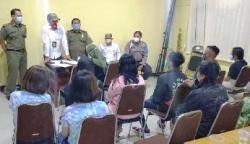 Belasan Remaja Diduga Pasangan Cabul Diamankan Catpol PP Kota Tangerang Viral