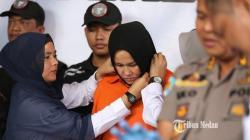 Zuraida Hanum Tega Bunuh Suaminya dan Ingin Nikahi Pelaku Eksekutor Pembunuh Suaminya