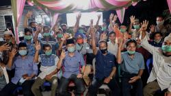 Paslon AMAN , Banyak Didukung Barisan Mantan Pejabat Daerah