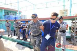 SEAMLEI TEW Berkomitmen Jaga Keamanan Laut di Asia Tenggara