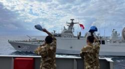 Berkomitmen Turut Jaga Keamanan Dunia, KRI Sultan Iskandar Muda Siap Berlabuh di Libanon