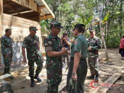 Tim Dinas Psikologi TNI AD Tinjau Lokasi TMMD