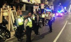 Sigap, Tawuran Subuh-subuh di Kemayoran 5 Menit Dibubarkan Polisi