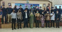 Kegiatan Temu Karya Dibuka Langsung Oleh Bupati Bengkalis KASMARNI, S. Sos, MMP