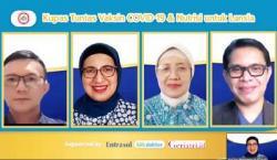 Entrasol Kupas Tuntas Vaksin COVID-19 dan Nutrisi untuk Lansia