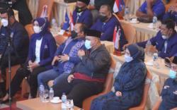 """Yopi : Saya datang sebagai """"Kandidat"""", Hadir di Rakorwil Nasdem"""