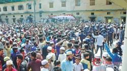 Nabi Muhammad di Hina di Medsos, Warga Bhola Demo