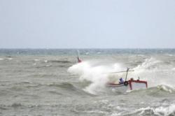 Tiga Nelayan Pangandaran Hilang,  Perahu Dihantam Ombak