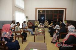 Bupati Asahan Terima Audiensi Pelaku UMKN Penggiat Kuliner