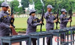 Diklat Kesamaptaan Bakamla RI/Indonesian Coast Guard Gelombang II Ditutup