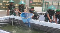 Pangdam II/BB Bersama Rombongan Lakukan Kunjungan Kerja ke Makodim 0320/Dumai
