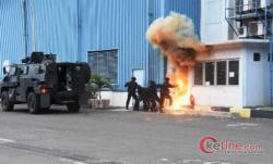 Koopssus dan Gabungan TNI Gelar Latihan Penanggulangan Terorisme