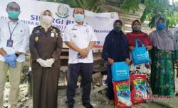 Kejati Riau Bersinergi dengan BUMN Bantu Warga Terdampak Covid-19