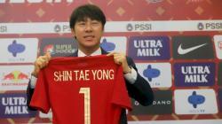 Tugas Berat Menanti Pelatih Baru Timnas Indonesia Shin Tae-yong