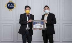 """Badan Riset Pasar Indonesia Anugerahi Kredit Pintar """"Top Brand Award 2021"""""""