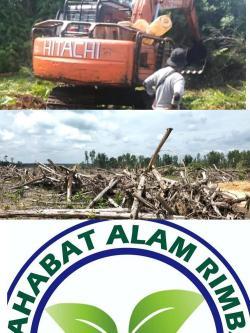 SALAMBA: Minta KLHK dan Gubernur Relokasi Kantor dan Personil Kehutanan di Kawasan Hutan